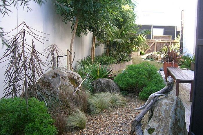 Landscaping services garden advice tumbleweed coastal for Garden designs nz